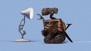 WALL·E Fixes The Pixar Logo
