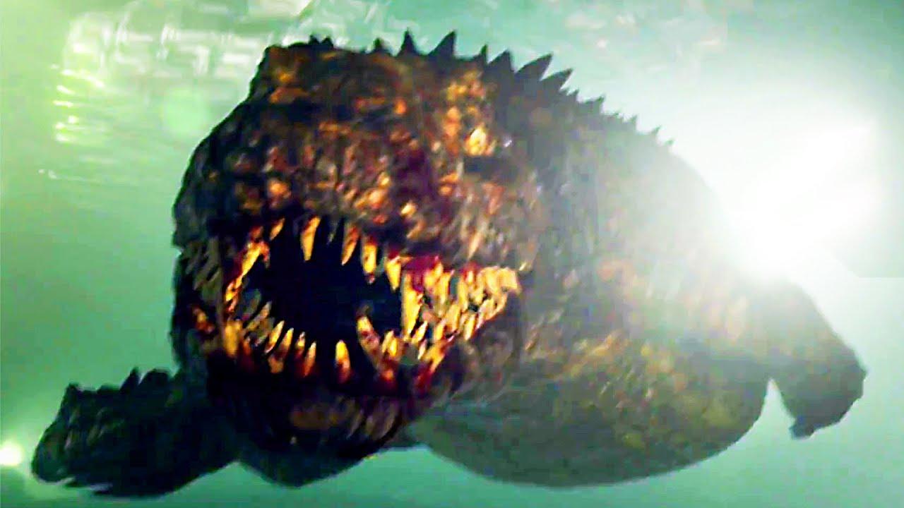 LAKE PLACID: L'HÉRITAGE Bande Annonce (2018) Crocodile Géant