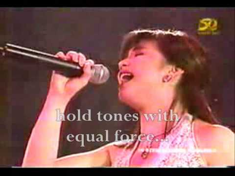 Lesson 5 Breath Control feat Regine Velasquez