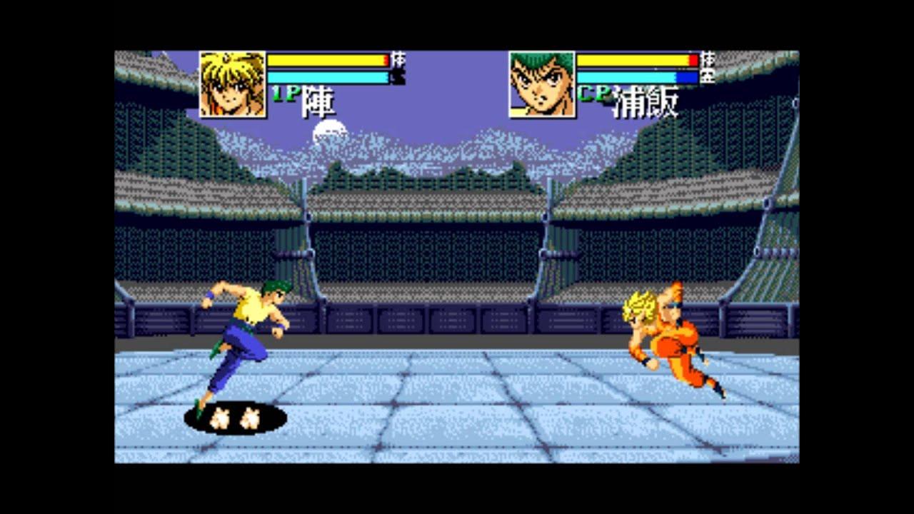Top 10 De Los Mejores Juegos De Lucha De Sega Genesis By