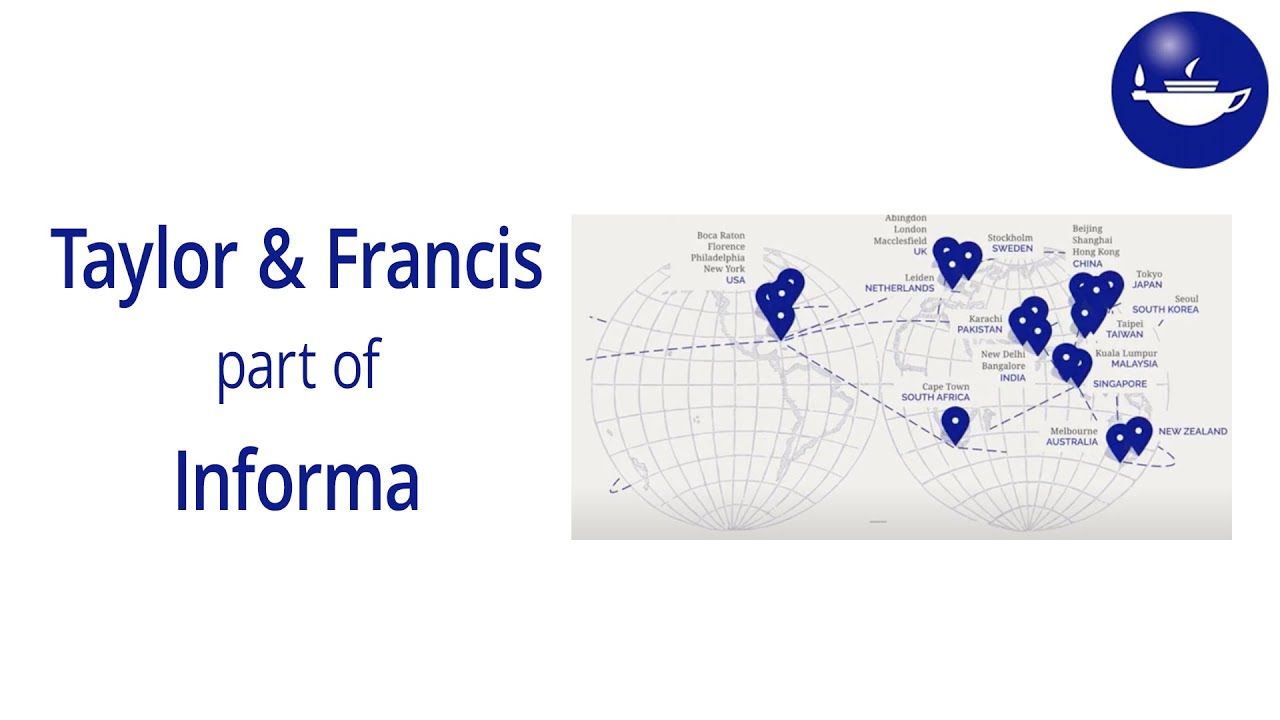 Taylor & Francis Group: an Informa business