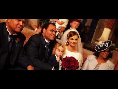 Hoghton Tower Wedding Videographer | Rosie & Stephen