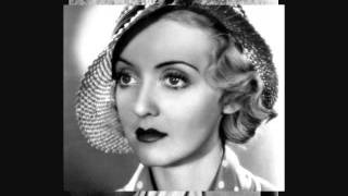 Bette Davis A Phenomenal Actress Thumbnail