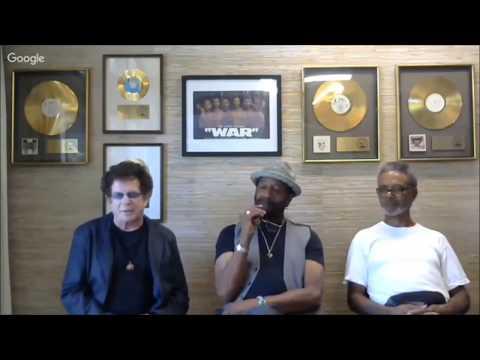 """TRUTH IN RHYTHM"" - Howard Scott, Harold Brown, Lee Oskar (LowRider Band), Part 1 of 3"