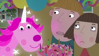 Ben and Holly's Little Kingdom   Queen Thistle Becomes a Ladybird!   HD Cartoons for Kids HD