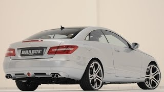 2010 Mercedes Benz BRABUS E Class Videos