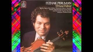 Gypsy Airs (Zigeunerweisen) - Sarasate - Perlman