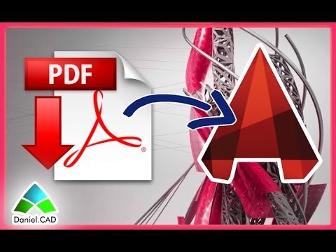 Aide PDF to DXF Converter | AutoCAD