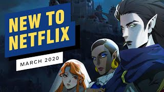 New to Netflix for March 2020