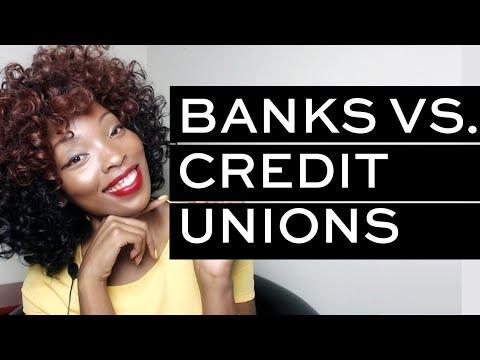 Credit unions explained: Credit unions vs. banks