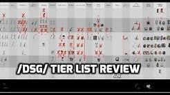 /dsg/ Dark Souls 3 Revan619 Tier List Review ft Gemetic