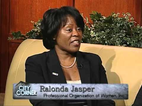 City Corner: Professional Organization of Women