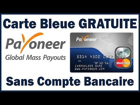 Carte Bancaire Gratuite Zero.Comment Obtenir Une Carte Bleue Gratuite Et Sans Compte