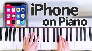 iPhone sound effect (Piano)