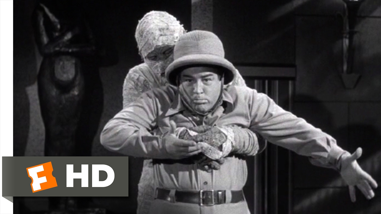 abbott and costello meet the mummy youtube brendan