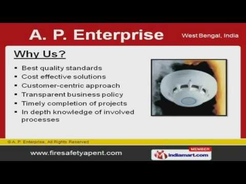 Fire Fighting Equipments & Accessories By A. P. Enterprise, Kolkata