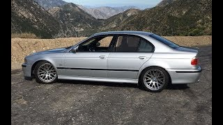 homepage tile video photo for Super-Clean BMW E39 M5 w/ Bolt Ons - One Take