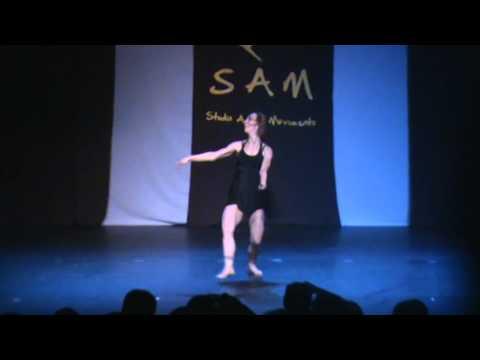 """""""SAM"""" Studio Arte e movimento SOLO bailarina: Priscila Anni"""