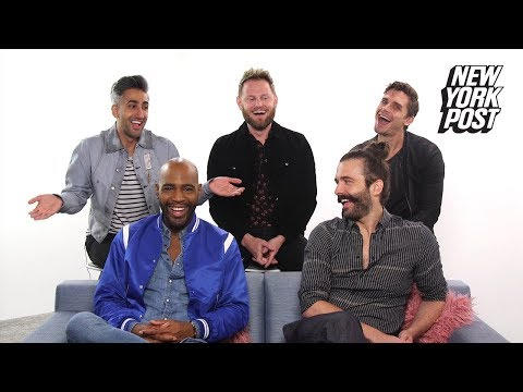 'Queer Eye' guys reveal which celebrity's closet they would raid