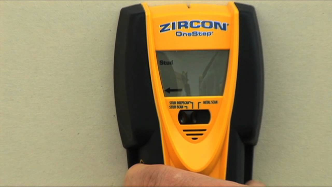 Zircon Stud Finder Glossary Of Features Benefits Youtube