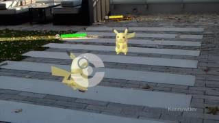 بالفيديو...تحديث جديد يطال بوكيمون غو