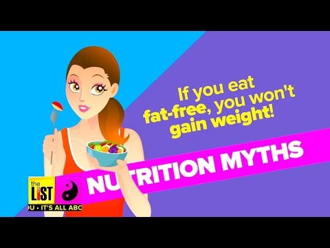 Nutrition Myths Debunked