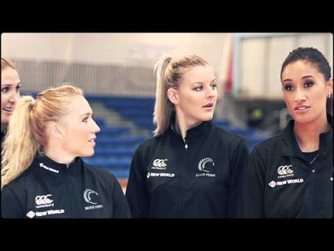 Netball NZ Team Members talk about Australia