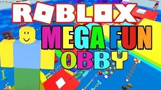 ROBLOX - MEGA FUN OBBY by Sir Rex