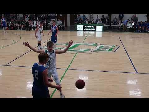 2019-02-20 CCS vs Pretty Prairie High School Basketball - Regionals