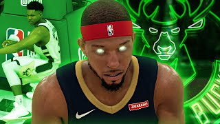 NBA 2K20 MyCAREER - My Return To Milwaukee! NEW BEEF WITH ERIC BLEDSOE! [ EP.11 ]