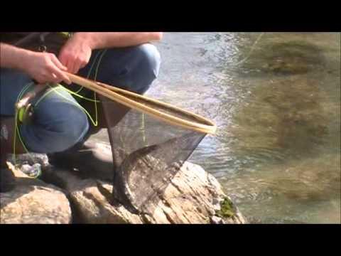 Fly fishing falling spring creek 4 23 11 youtube for Spring creek pa fishing report
