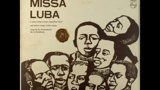 Missa Luba: Philips Connoisseur Collection 1965 U.S. release