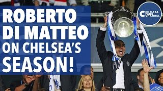 Roberto Di Matteo | I Hope Jose Mourinho Avoids Sack And Stays Chelsea Manager For Years