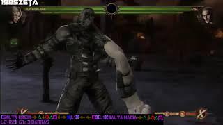 Mortal Kombat 9: Guía de Combinaciones Tag Scorpion y Sonya Blade