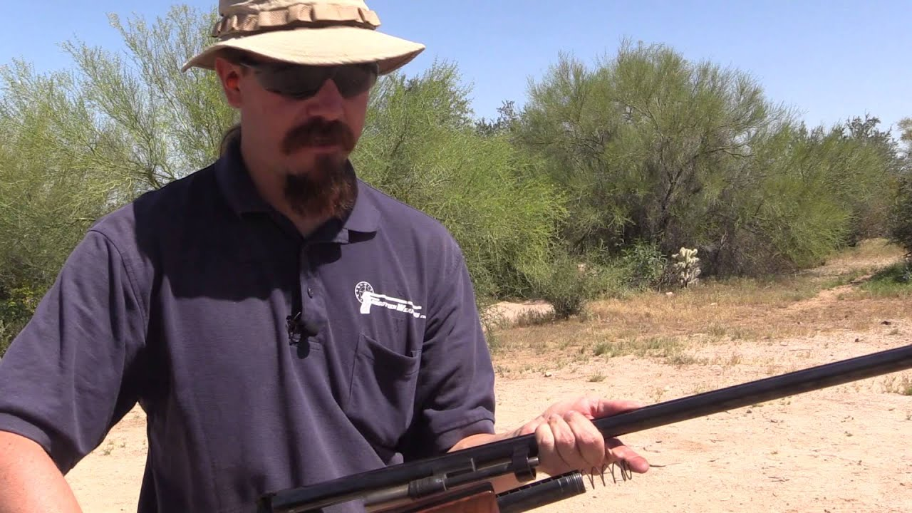 Remington 870 Competition I Think This Mag Tube Is Broken Youtube 1100 Parts And Stocks Pump