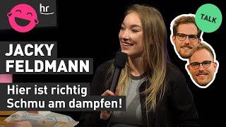Jacky Feldmann über ihr ehemaliges Doppelleben