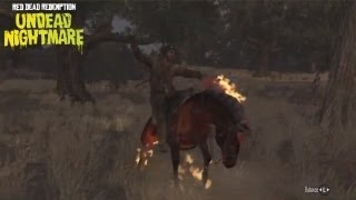 The Four Horses of the Apocalypse - Undead Nightmare Challenge