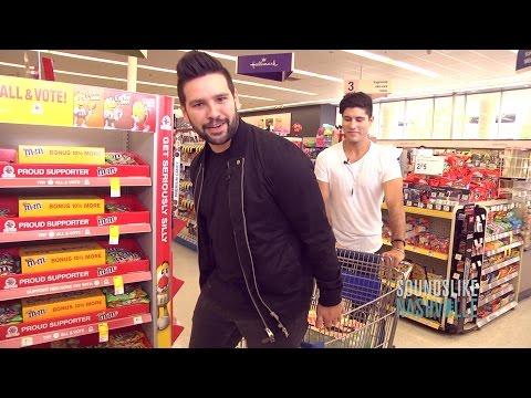Dan + Shay Shop Walgreens For Ultimate CMA Music Fest Survival Kit