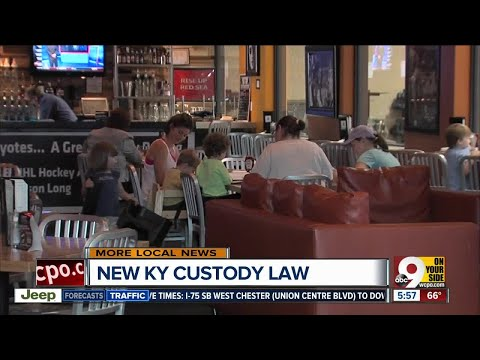 New law makes it easier for Kentucky families to split custody