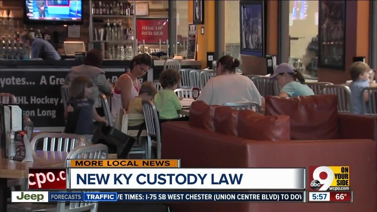 New law makes it easier for Kentucky families to split custody