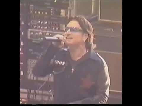 U2 - Notre Dame, USA 10-October-2001 (Full Concert Enhanced Audio)