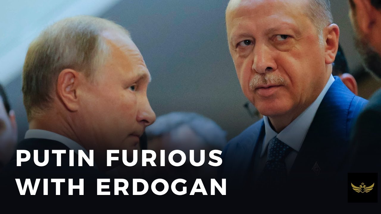 Putin furious with Erdogan, but will he stop Turkey's war in Syria?