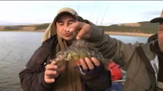 Моя рыбалка: Анатолий Полотно в Якутии 2(Моя рыбалка - передача о ловле рыбы на водоемах России и Зарубежья. Смотреть все выпуски онлайн: http://goo.gl/xZ3LK..., 2013-04-10T09:17:14.000Z)