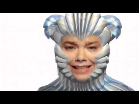 Björk   Hunter Official HD Music Video