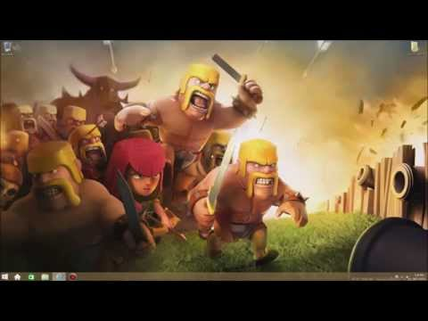 How to download Clash Of Clans for PC (Windows 7/8/8.1/10) For Free 2017 [Tutorial]