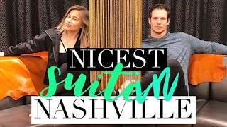 NICEST SUITE IN NASHVILLE! | Shawn and Andrew