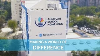 American School Hong Kong School Tour with Subtitl
