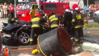 Wypadek ORION Sosnowiec 1  2012-02-29