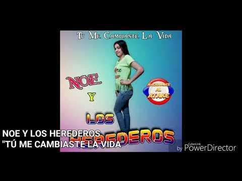 NOE Y LOS HEREDEROS - TU ME CAMBIASTE LA VIDA