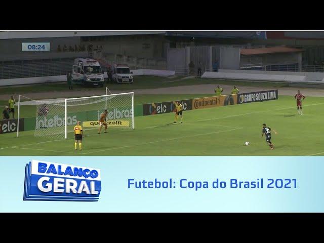Futebol: Copa do Brasil 2021